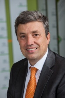 Gilles Vermot-Desroches SUSTAINABILITY SENIOR VICE-PRESIDENT, SCHNEIDER ELECTRIC